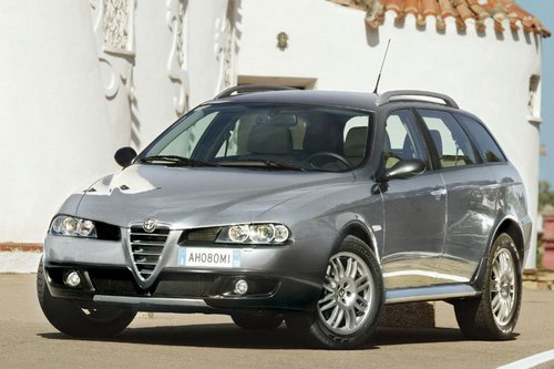 Alfa Romeo Crosswagon Familiar 2005 - 2007