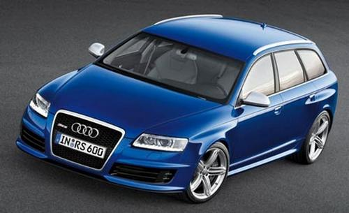 Audi RS6 Avant  Familiar 2008 - 2010