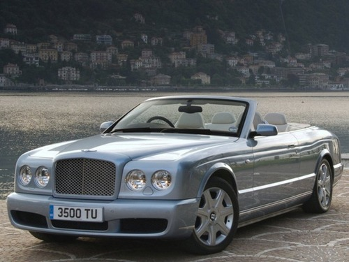 Bentley Azure/Continental Descapotable (Cabrio) 1981 - 2009