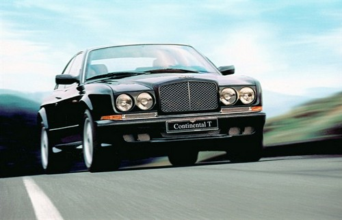 Bentley Azure/Continental