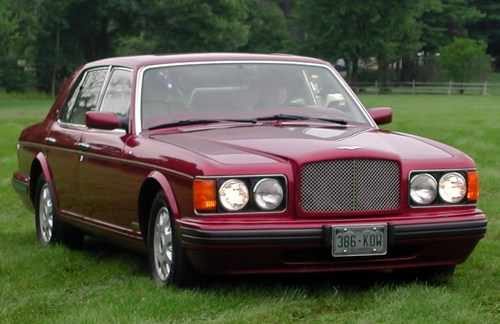 Bentley Brooklands Berlina (Sedán) 1992 - 1999