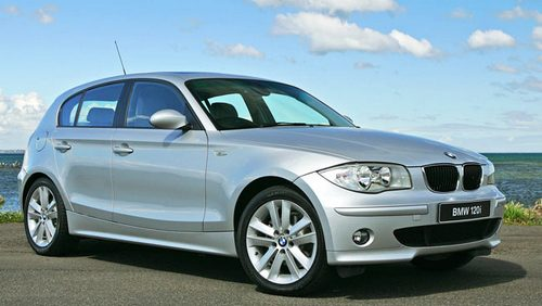 BMW Serie 1 Hatchback 2004 - 2011