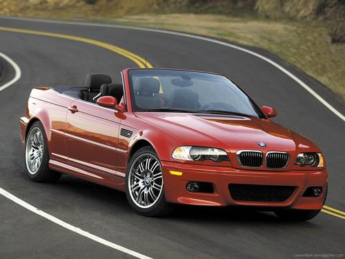 BMW Serie 3 M3 Descapotable (Cabrio) 2001 - 2006