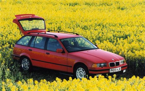 BMW Serie 3 Touring 1995 - 1999