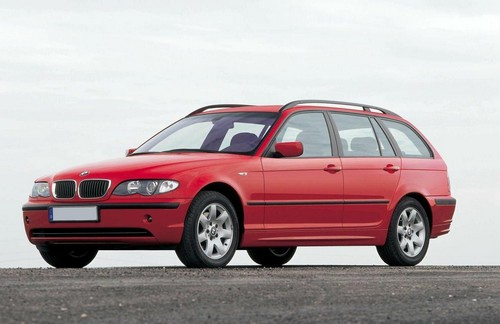 BMW Serie 3 Touring 1999 - 2005