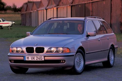 BMW Serie 5 Touring 1997 - 2004