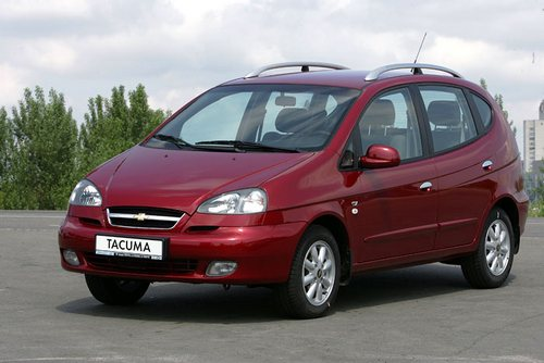 Chevrolet Tacuma Familiar 2005 - 2008