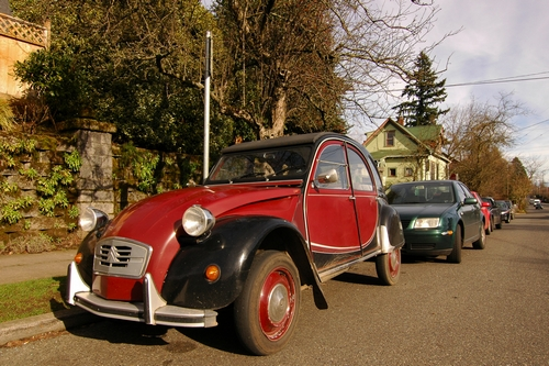 Citroen 2CV6 Berlina (Sedán) 1981 - 1990