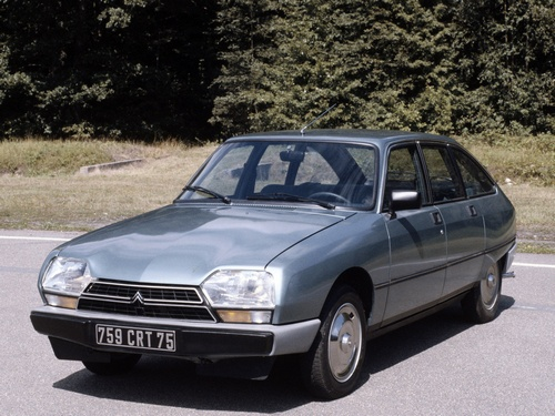 Citroen GSA Hatchback 1979 - 1985