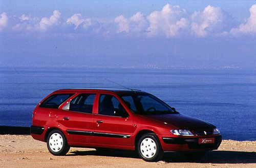 Citroen Xsara Familiar 1998 - 2000