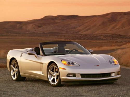 Corvette C6 Descapotable (Cabrio) 2005 - 2010