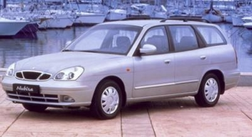 Daewoo Nubira Familiar 1997 - 2002