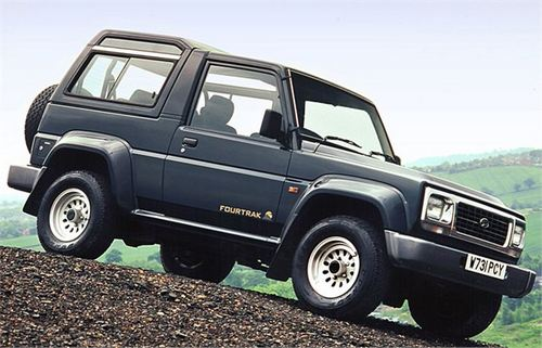 Daihatsu Fourtrak Soft Top 1985 - 1991