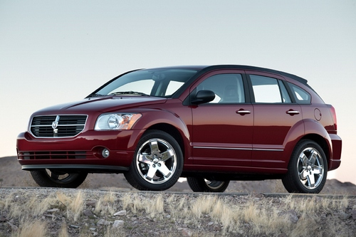Dodge Caliber Hatchback 2006 - 2009