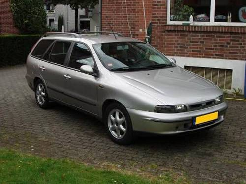 Fiat Marea Weekend 1997 - 2002