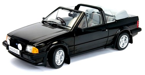 Ford Escort Descapotable (Cabrio) 1984 - 1987