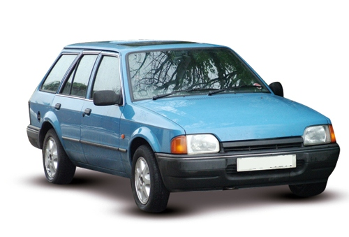Ford Escort Familiar 1980 - 1990