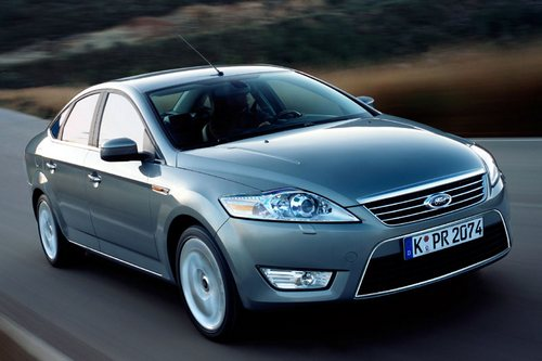 Ford Mondeo Berlina (Sedán) 2007 - 2010
