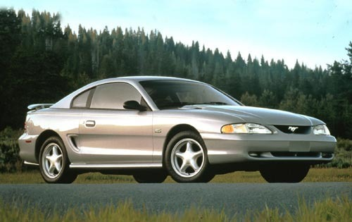 Ford Mustang Cupé 1995 - 2003