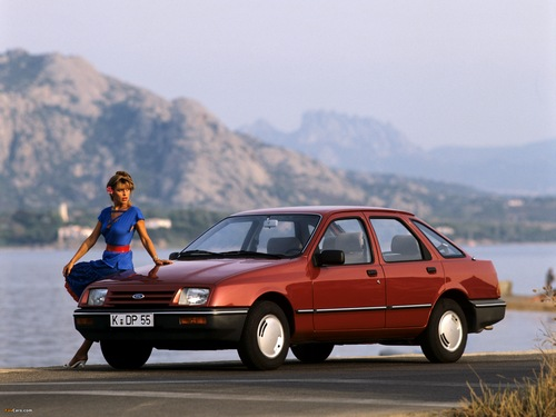Ford Sierra Hatchback 1982 - 1993