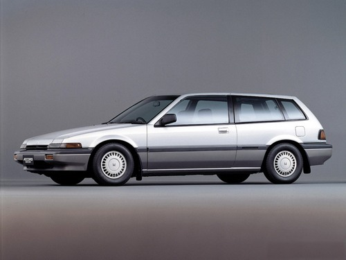 Honda Accord Aerodeck 1985 - 1989