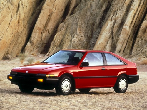 Honda Accord Hatchback 1991 - 1994