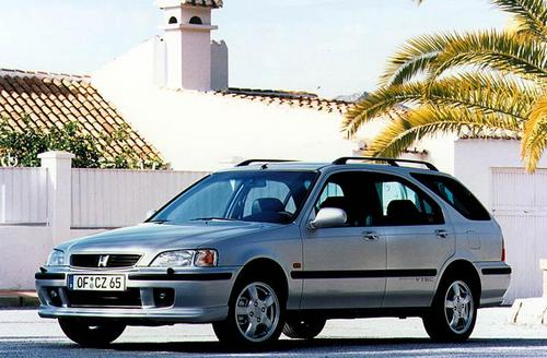Honda Civic Familiar 1998 - 2001