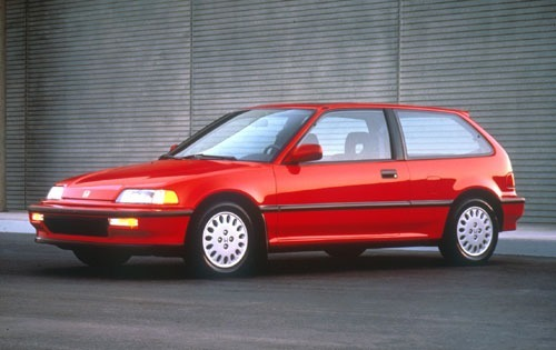 Honda Civic Hatchback 1991 - 1996