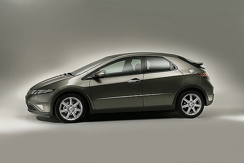 Honda Civic Hatchback 2006 - 2011