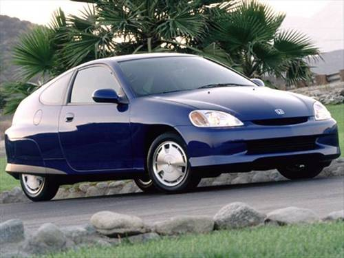 Honda Insight Cupé 2000 - 2005