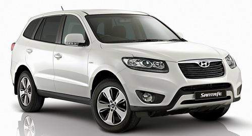 Comparativa Hyundai Santa Fe Y Jeep Grand Cherokee Cual Es El Mejor