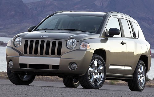 Jeep Compass SUV (Todoterreno) 2007 - 2009