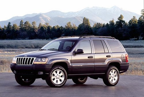 Jeep Grand Cherokee SUV (Todoterreno) 1999 - 2004