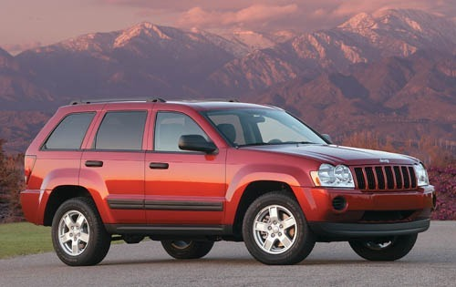 Jeep Grand Cherokee SUV (Todoterreno) 2005 - 2010
