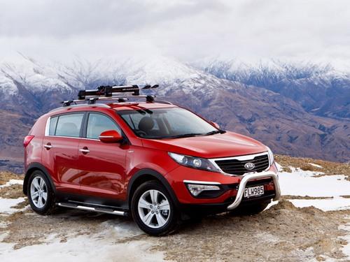 Comparativa: Kia Sportage y Mazda CX-5. ¿Cuál es el mejor?