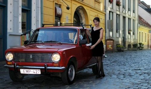 Lada 1200  Familiar 1983 - 1989