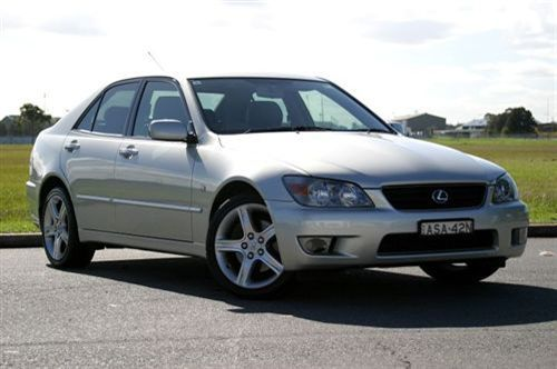 Lexus IS Berlina (Sedán) 1999 - 2005