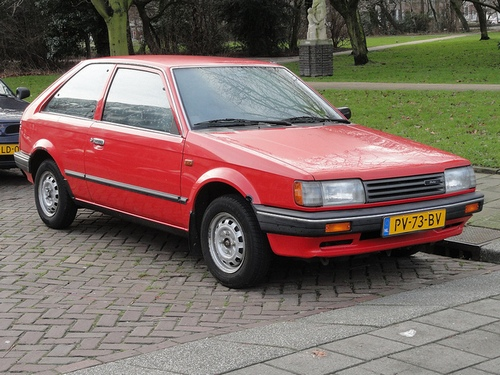 1989 Mazda 323 18 GT Hatchback related infomationspecifications
