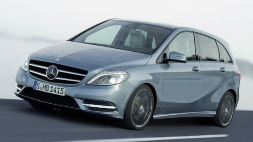Mercedes-Benz B-Class Familiar 2012 hasta ahora