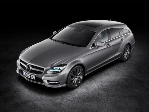 Mercedes-Benz CLS Shooting Brake 2012 hasta ahora
