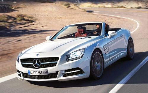 Mercedes-Benz SL-Class Descapotable (Cabrio) 2012 hasta ahora