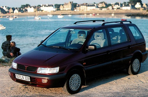 Mitsubishi Space Vagoneta Familiar 1991 - 1999