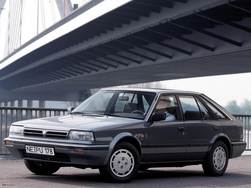 Nissan Bluebird Hatchback 1986 - 1991