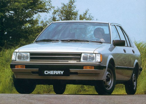 Nissan Cherry Hatchback 1984 - 1986