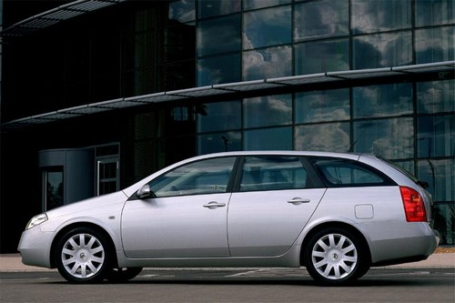 Nissan Primera Familiar 2002 - 2006