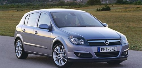 Opel Astra GTC  Hatchback 2007 - 2011