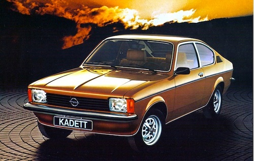 Opel Kadett Combi  Familiar 1979 - 1984