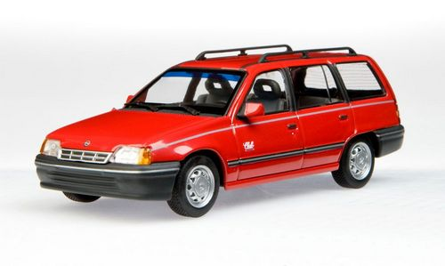 Opel Kadett Caravan  Familiar 1989 - 1991