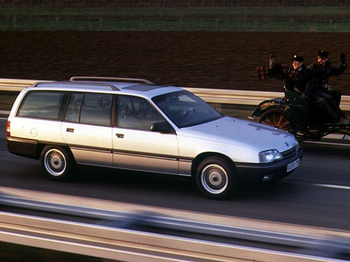 Opel Omega Caravan Familiar 1986 - 1989