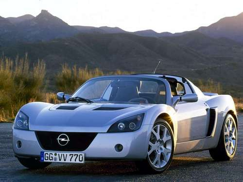 Opel Speedster Descapotable (Cabrio) 2001 - 2005